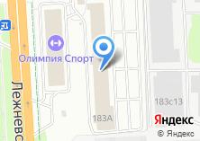 Компания «Divanovo» на карте