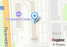 Компания «Алекс-Групп» на карте
