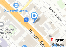 Компания «Союз-Кристина» на карте
