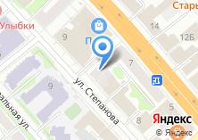 Компания «Шью сама» на карте