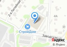 Компания «ЛУЧ-сервис» на карте