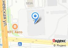 Компания «Строящееся административное здание по ул. Текстильщиков проспект» на карте