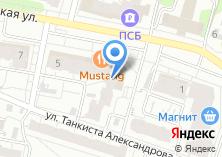 Компания «БИГАМ» на карте