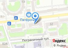 Компания «Ритм-1» на карте