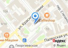 Компания «ИвБизнесцентр» на карте