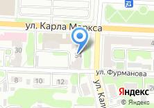 Компания «БАНК СГБ» на карте