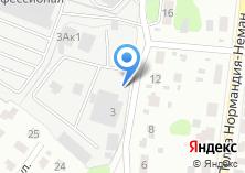 Компания «НеваГрупп» на карте