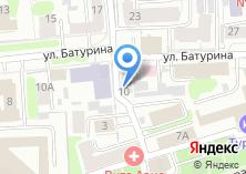 Компания «Нива» на карте