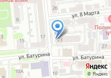 Компания «Паттайя» на карте