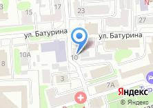 Компания «ИВАНОВСКИЙ ЦЕНТР БЕЗОПАСНОСТИ И ОХРАНЫ ТРУДА» на карте