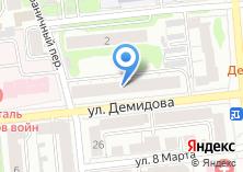 Компания «Victoria37» на карте