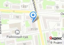 Компания «Беларусский лен-Иваново» на карте