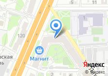 Компания «Продовольственный магазин №34» на карте