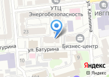 Компания «Fabrika-TT» на карте