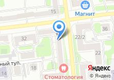 Компания «Центр туризма и отдыха» на карте