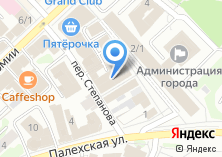 Компания «НВКом» на карте