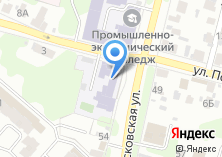 Компания «Ивановское профессиональное училище-интернат» на карте