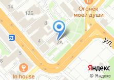 Компания «КОМПАНИЯ ОЦЕНКИ И ПРАВА» на карте