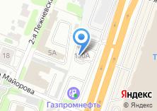 Компания «Автокомплекс на Лежневской» на карте