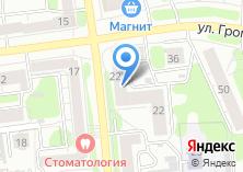 Компания «МИДАСОТ НПО» на карте