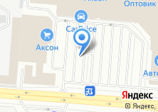 Компания «Шинмаг» на карте