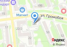 Компания «Автодеталь37» на карте
