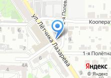 Компания «МиК-мебель» на карте