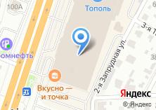 Компания «1-я ЛИНИЯ» на карте