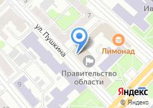 Компания «Избирательная комиссия Ивановской области» на карте