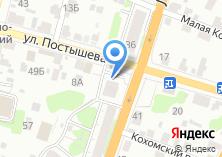Компания «Ивпромгорстрой СУОР ремонтно-монтажная компания» на карте