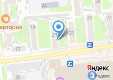 Компания «Центр дезинфекции и эпидемиологии рф» на карте