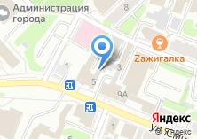 Компания «Русская игрушка» на карте