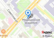 Компания «ИвГМА» на карте