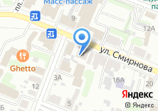 Компания «Отдел Военного комиссариата Ивановской области по Ивановскому району и г. Кохма» на карте