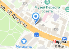 Компания «Семь дней Иваново» на карте