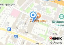 Компания «Курьер Сервис Экспресс Иваново» на карте
