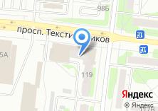 Компания «Швейпром- - швейное оборудование, вышивальные машины,запчасти» на карте