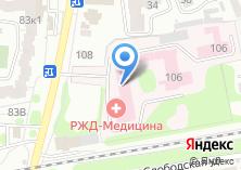 Компания «Пластическая хирургия доктора Лобова К.Н» на карте
