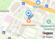 Компания «Мастерская Красоты Ксении Анисимовой» на карте