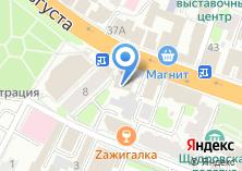 Компания «СпецПроектПБ» на карте