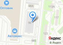 Компания «Универсальные системы» на карте