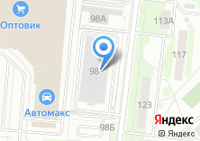 Компания «Новатор» на карте