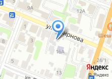 Компания «Воланд» на карте