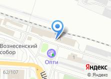 Компания «ЖелДорЭкспедиция-Ив» на карте