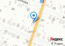 Компания «Озирис» на карте