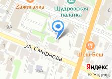 Компания «Лифтремонт» на карте