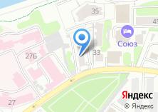 Компания «Оптимум 1991 институт развития» на карте