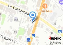 Компания «Интеравто-Центр» на карте