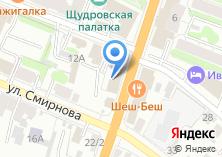 Компания «ЛиНа групп» на карте