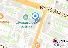 Компания «Floor Мастер» на карте